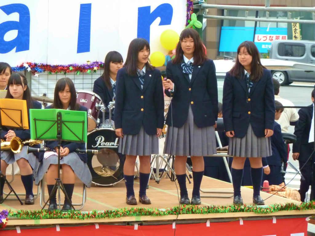 佐倉西高等学校制服画像